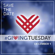 #Giving Tuesday Challenge From Anonymous Donors!