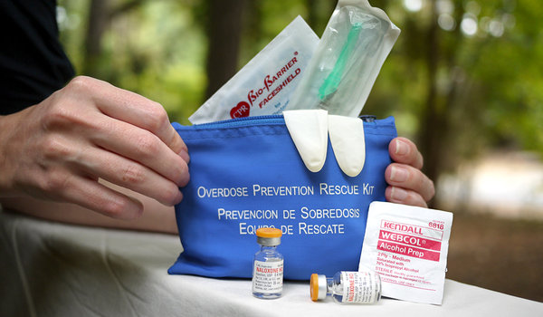 Opiate Overdose Prevention Training Offered to the Community