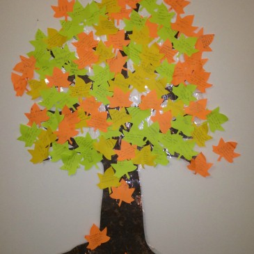Worry Tree Helps Students