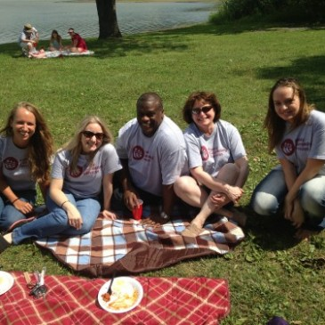 FCS Staff Enjoys Agency Picnic