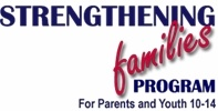 New Session of Strengthening Families Program Starting Soon!