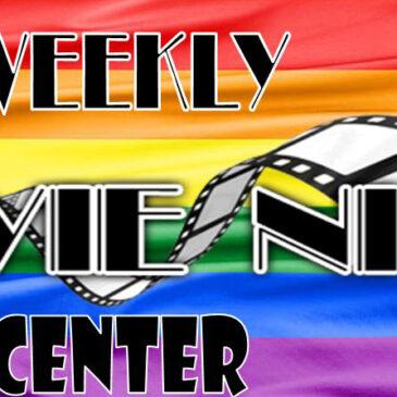 LGBT Center Movie Night Schedule