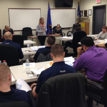 Emotionally Disturbed Persons Response Team Trained to Help Those in Crisis