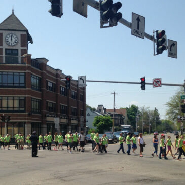Walkers Raises Awareness about Mental Health Issues