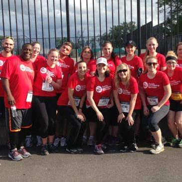 FCS Sets the Pace at Corporate Challenge