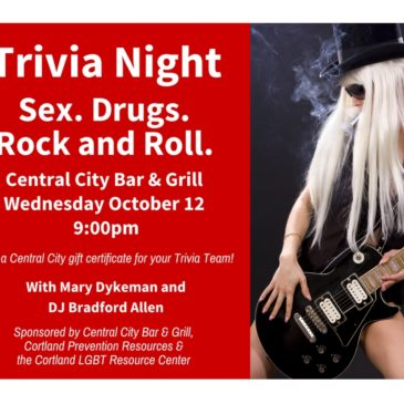 SDRR Trivia Night!