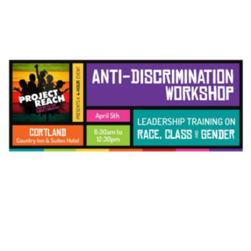 Cortland LGBTQ Center to Host Anti-Discrimination Workshop – Register Now!