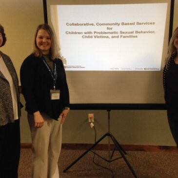 FCS Staff Helps Educate Community Professionals About Children with PSB