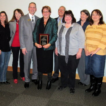 FCS Named Non-Profit of the Year by Cortland Chamber of Commerce
